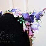 Poison flower dragon horns