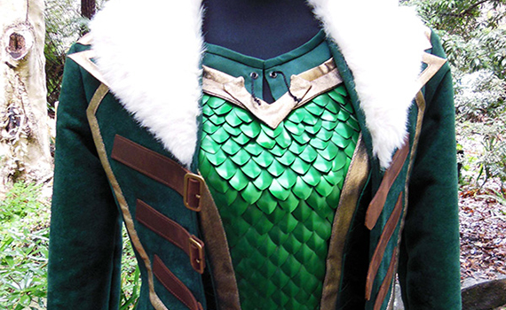 Agent of Asgard Loki cosplay