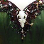 Anaiwan druid corset close up