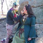 The Anaiwan Druid make up