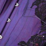 Elisanth corset lace applique