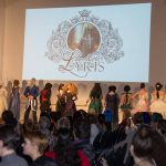 Lyris Design on the catwalk