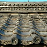 Japan Clay Tile Roof
