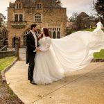Ashleigh wedding corset